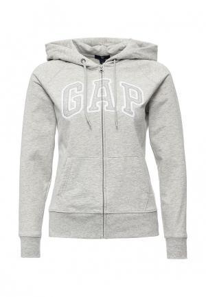 Толстовка Gap Logo. Цвет: серый
