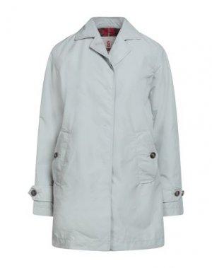 Пальто BARACUTA. Цвет: светло-зеленый
