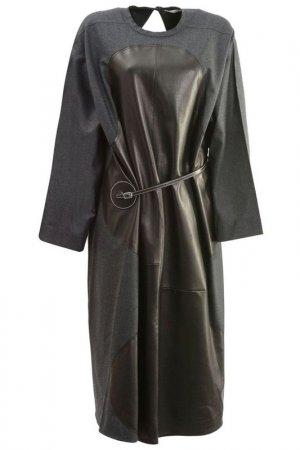 Платье Celine. Цвет: черный