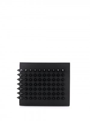 Картхолдер с заклепками Philipp Plein. Цвет: черный