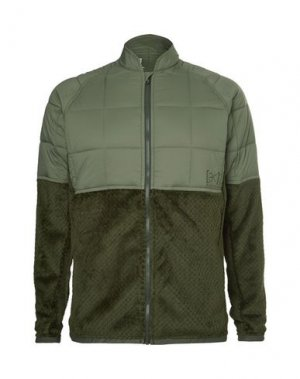 Куртка BURTON. Цвет: зеленый-милитари
