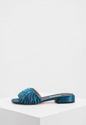 Сабо Kalliste. Цвет: синий