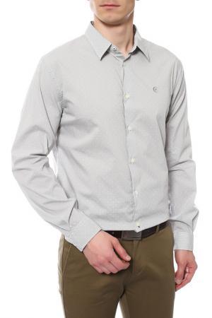 Рубашка Cerruti. Цвет: серый