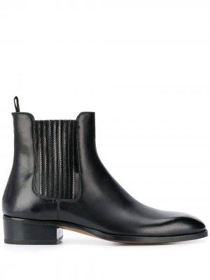 Ботинки челси Tom Ford. Цвет: черный
