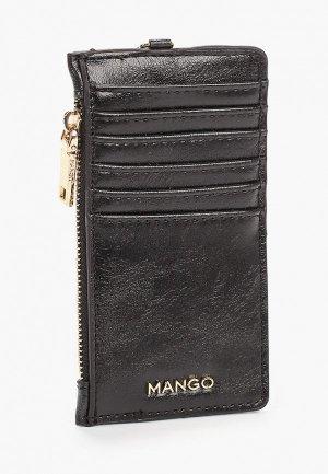Визитница Mango G GINGER. Цвет: черный