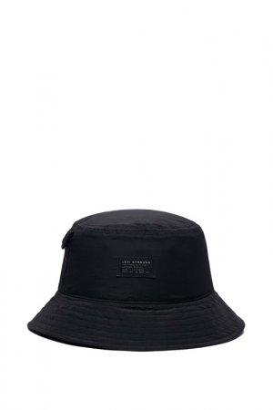 Панама Pocketed Bucket Hat - N Levis. Цвет: черный