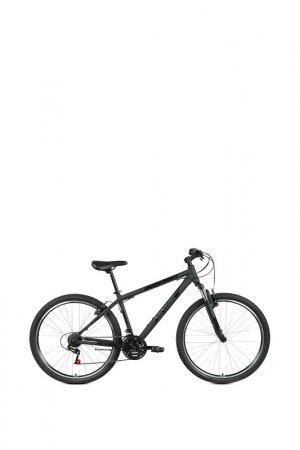 Велосипед ALTAIR AL 29 D рост. Цвет: черный матовый, черный