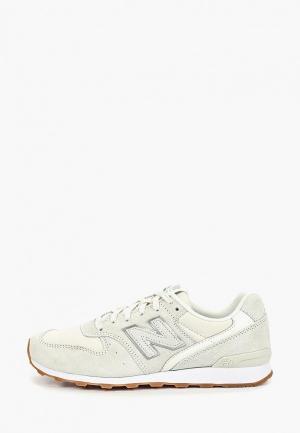 Кроссовки New Balance 996v1. Цвет: бежевый