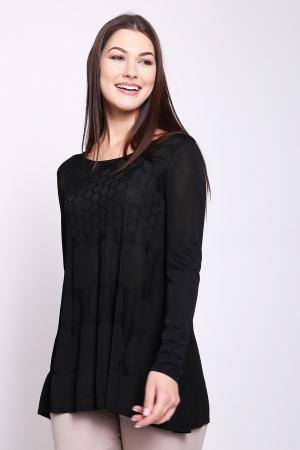 Пуловер Just Valeri. Цвет: чёрный