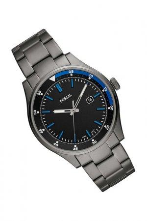 Наручные часы Fossil. Цвет: серый