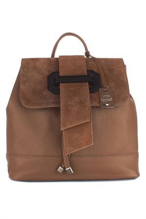 Рюкзак Dolci Capricci. Цвет: серо-коричневый