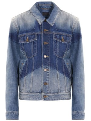 Джинсовая куртка YSL