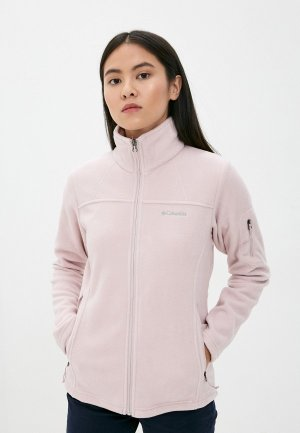 Олимпийка Columbia Fast Trek™ II Jacket. Цвет: розовый