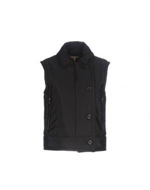 Куртка MICHAEL KORS COLLECTION. Цвет: черный