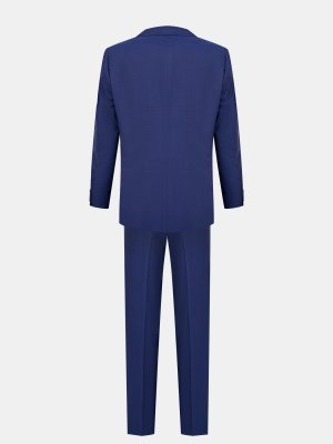 Классический костюм Canali. Цвет: siniy