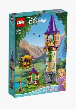 Конструктор LEGO Rapunzels Tower. Цвет: разноцветный
