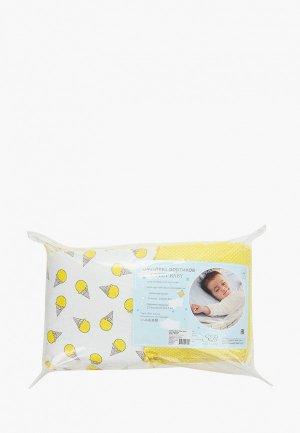 Бортик для детской кровати Sweet baby. Цвет: разноцветный