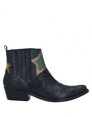 Ботинки BRUNO PREMI. Цвет: красно-коричневый