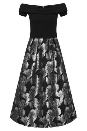 Вечернее платье Apart. Цвет: черный