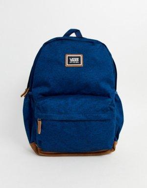 Темно-синий рюкзак Realm Plus Vans