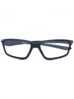Square glasses Oakley. Цвет: чёрный