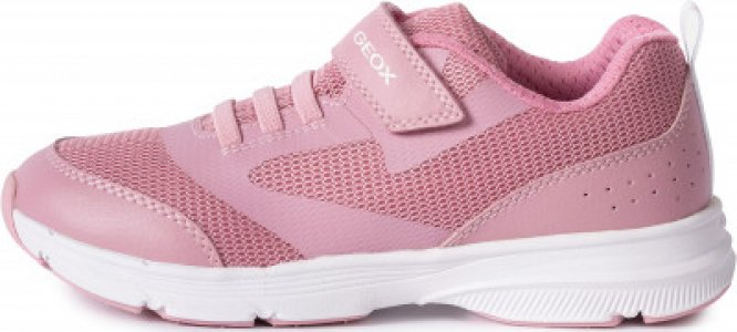 Кроссовки для девочек Hoshiko, размер 30 Geox. Цвет: розовый