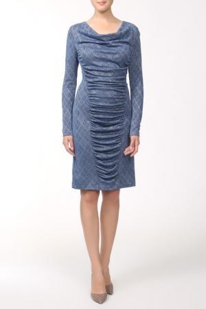 Платье Lissa. Цвет: голубой