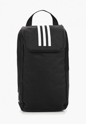 Сумка спортивная adidas TIRO SB. Цвет: черный