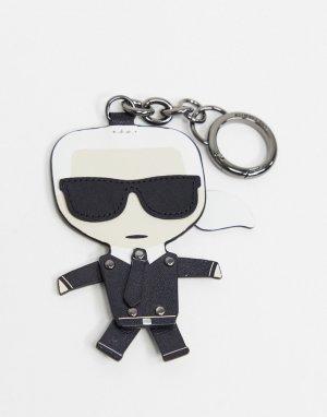 Брелок для ключей -Черный Karl Lagerfeld