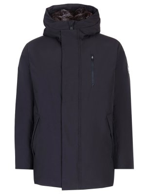 Утепленная куртка с капюшоном SAVE THE DUCK