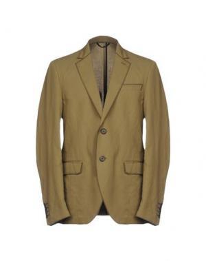 Пиджак MAISON LVCHINO. Цвет: зеленый-милитари