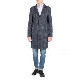 Пальто TT0TT05772 темно-синий TOMMY HILFIGER