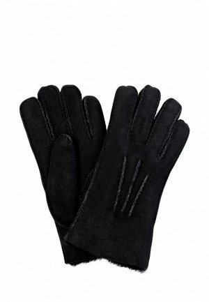 Перчатки UGG Australia UG174DMJG899. Цвет: черный