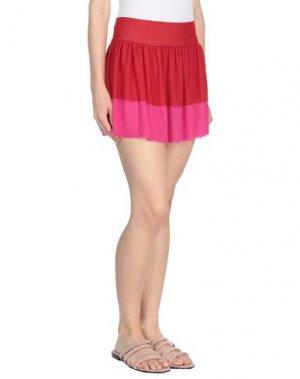 Пляжное платье PIN UP STARS. Цвет: красный