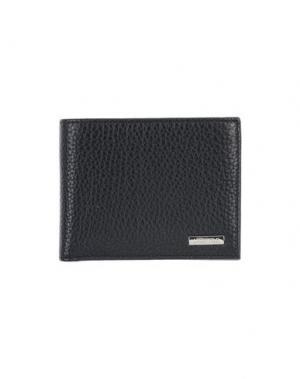 Бумажник KARL LAGERFELD. Цвет: черный