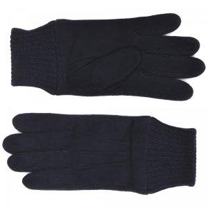 Перчатки Fabi. Цвет: синий
