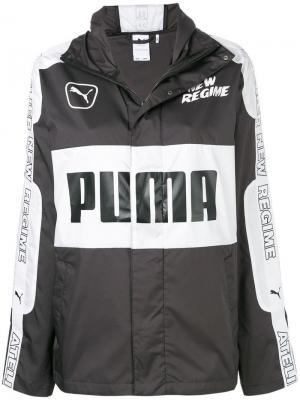 Ветровка New Regime Puma. Цвет: черный