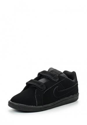 Кеды Nike NI464ABNKH69. Цвет: черный
