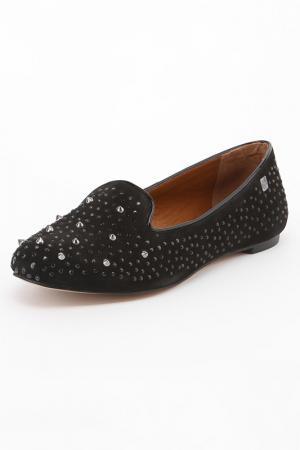 Туфли Loucos & Santos. Цвет: черный
