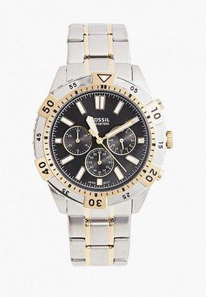 Часы Fossil FS5771. Цвет: серебряный
