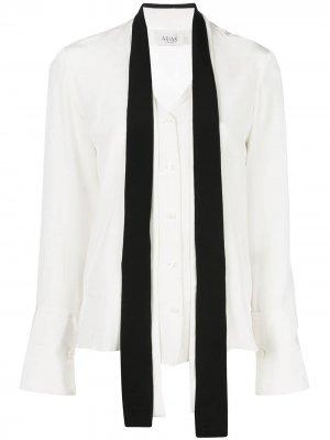 Блузка с завязками на воротнике Arias