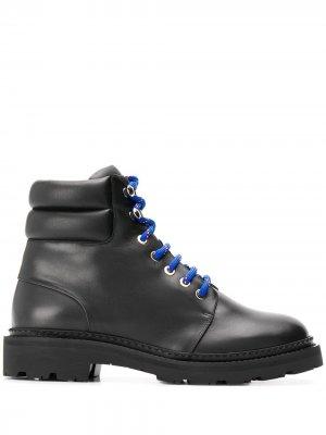 Ботинки Ganya Bally. Цвет: черный