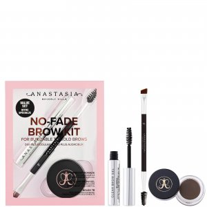 No-Fade Brow Kit 9.5g (Various Shades) - Dark Brown Anastasia Beverly Hills