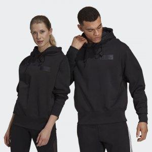 Джемпер Parley Sportswear adidas. Цвет: черный