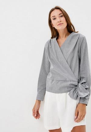 Блуза Sartori Dodici. Цвет: серый