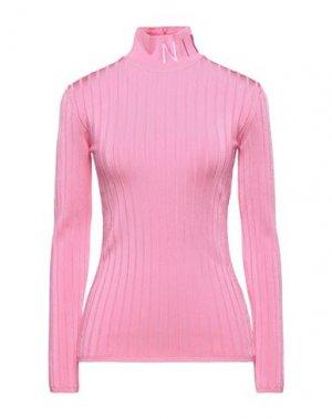 Водолазки NINA RICCI. Цвет: розовый