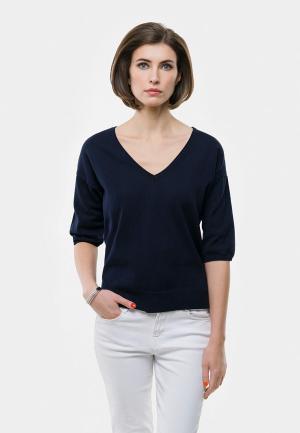 Пуловер Vera Moni. Цвет: синий