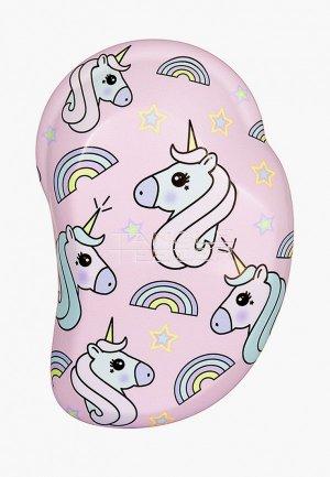 Расческа Tangle Teezer The Original Mini Unicorn Magic. Цвет: розовый