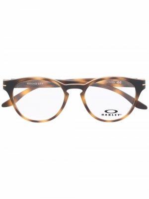 Wayfarer-frame glasses Oakley. Цвет: нейтральные цвета