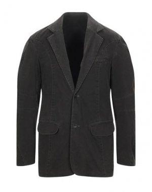 Пиджак BRUUNS BAZAAR. Цвет: коричневый